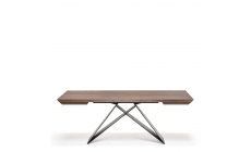 Cattelan Italia Premier Wood Drive - Extending Dining Table 180 x 90cm Extends To 257cm