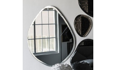 Cattelan Italia Hawaii - Bevelled Mirrored Glass Wall Mirror