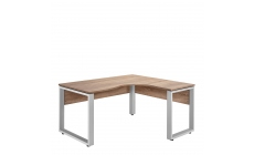 Vega - Right Hand 160cm Corner Desk Including Legs