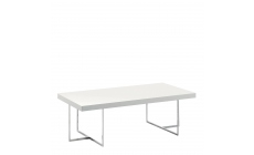 Bernini - Rectangular Coffee Table White High Gloss