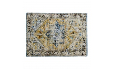 Antiquarian Antique Heriz Rug - 8704 Amir Gold
