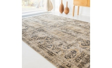 Antiquarian Collection Antique Hadschlu Rug 8720 Agha Old Gold 290 x 390cm