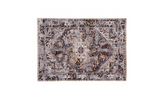 Antiquarian Antique Heriz Rug - 8707 Divan Blue