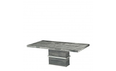 Milano - 220 x 106cm Rectangular Dining Table