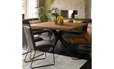 Santana - 150cm Square Dining Table