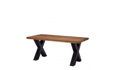 Santana - 180cm X Leg Dining Table