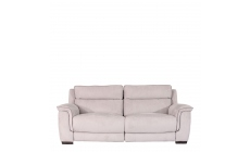 Monza Fabric - 2 Seat Sofa With Double Power Recliner In Fabric