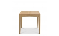 Bremen - 2-4 Extending Dining Table With Oak Finish