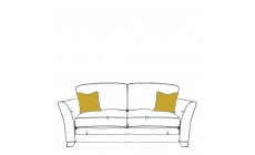 Arnage - 3 Seat Sofa Standard Back
