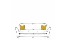 Arnage - 4 Seat Sofa Standard Back