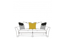 Arnage - 4 Seat Sofa Pillow Back