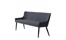 Copeland - Sofa Bench In Vintage Grey PU
