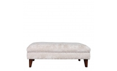 Bellagio - Banquette Footstool In Fabric