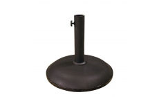 15KG Metal Garden Parasol Base Black