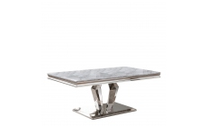 Missano - Coffee Table Grey Marble Top