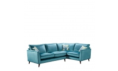 Luxe - Small Corner Chaise Group 2 Seater LHF Arm with Chaise RHF Arm