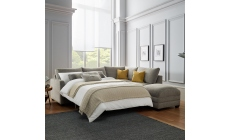 Zest - Large Sofabed (140cm) With Hypnos Mattress Upgrade In Grade E Fabric