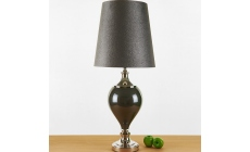 Perth Dark Grey Table lamp