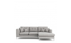 Colorado - Standard Back Small Chaise Sofa 3 Seat 1 Arm LHF With Chaise RHF