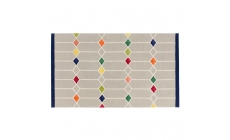 Matrix Rug Jewel Grey