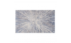 Silky Rug SLY05 Blue/Grey