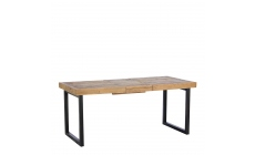 Delta - 140cm - 180cm Fully Ext Dining Table