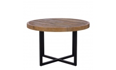 Delta - 120cm Round Dining Table