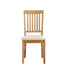 Royal Oak - Dining Chair - Fabric Seat