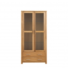 Royal Oak - Glass Display Unit