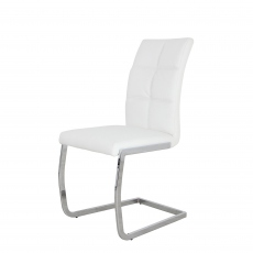 Jordan - Dining Chair Light Grey PU