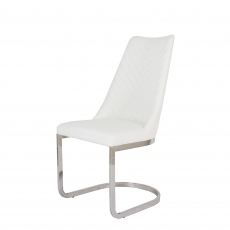 Marius - Dining Chair In Dark Grey