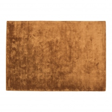 Chrome Rug Copper
