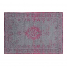 Fading World Rug 8261 Pink Flash