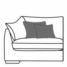 Infinity - Small Sofa LHF Arm