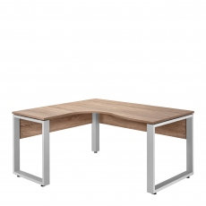 Vega - Left Hand 160cm Corner Desk Including Legs