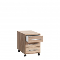 Vega - 3 Drawer Mobile Pedestal