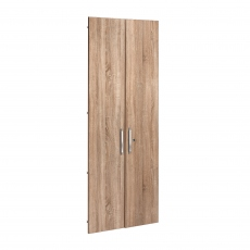 Vega - Pair Of Cupboard Doors 207cm High