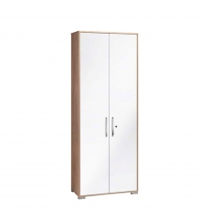 Vega - Tall Bookcase With Doors