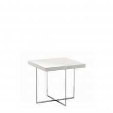 Bernini - Lamp Table White High Gloss