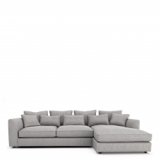 Cirrus - Large Chaise Sofa RHF In Grade C