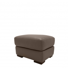 Brindisi - Footstool In Cat 18 C/split