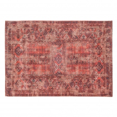 Antiquarian Antique Hadschlu Rug - 8719 7-8-2 Red