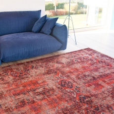 Antiquarian Collection Antique Hadschlu Rug 8719 7-8-2 Red 290 x 390cm