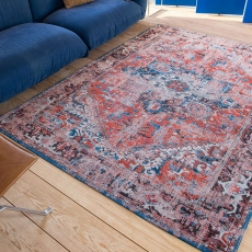 Antiquarian Collection Antique Heriz Rug 8703 Classic Rock 290 x 390cm