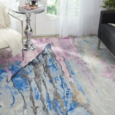 Prismatic Rug PRS11 Grey Multi 282 x 419cm