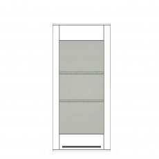 Palma - HW8-401L Left-Mounting Wall Unit