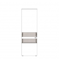 Varenna - UV11-402L Display Unit With Two Glass Sides With Left Hinge