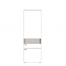 Varenna - UVR11-342 Display Unit With One Glass Side
