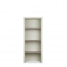 Bremen - Narrow Top Unit In Grey Washed Oak With Soft Grey Finish