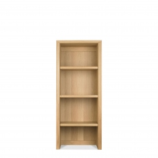 Bremen - Narrow Top Unit With Oak Finish